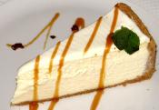Rum Raisin Walnut Cheesecake